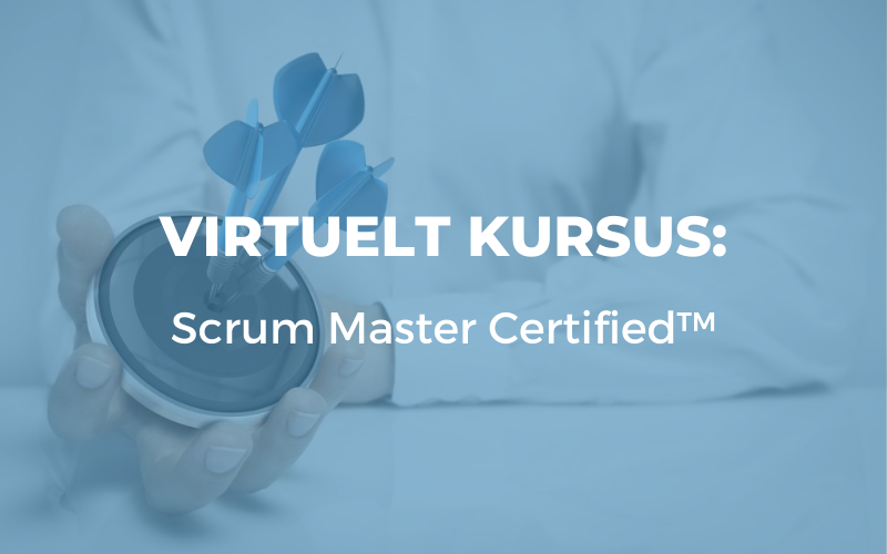 Scrum Master Certified™ virtuelt kursus